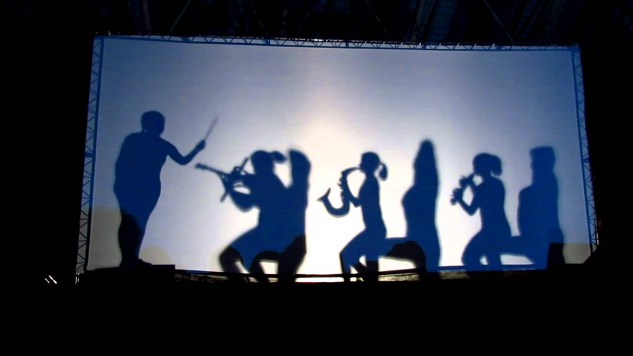 Teatro crist o teatro de sombras youtube - Telas para sombra ...