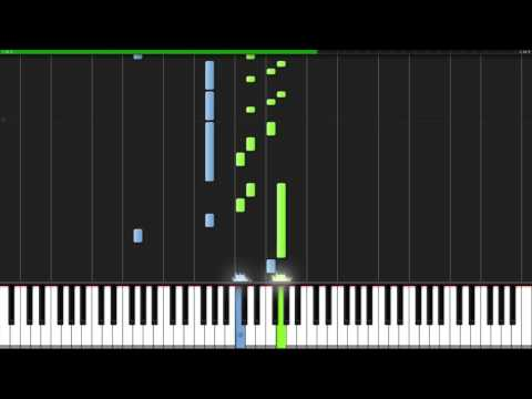 Ballade pour Adeline - Richard Clayderman [Piano Tutorial] (Synthesia)