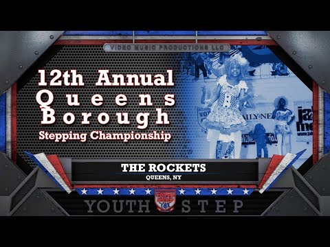 THE ROCKETS - 12th Annual Youth Step USA Queens Borough Championship