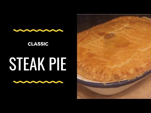 How to make scottish steak pie in slow cooker