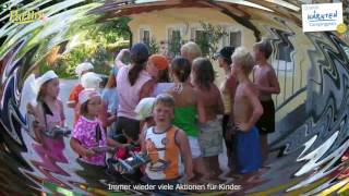 Lust auf Camping Thema Kinder