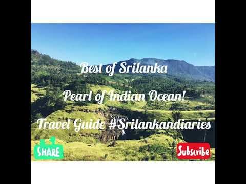 """Sri Lanka - Pearl of the Indian Ocean"""