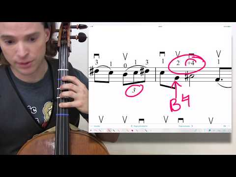 STAR WARS MAIN THEME Cello Lesson