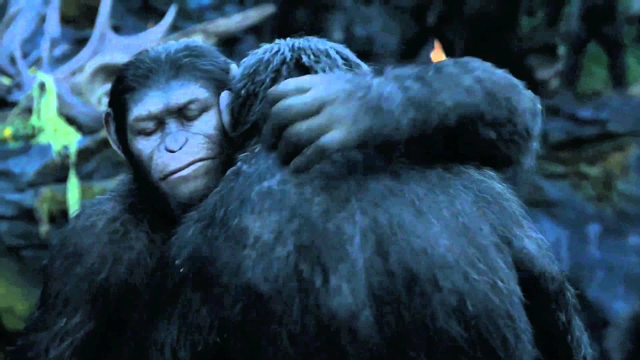 Dawn of the Planet of the Apes 'Caesar's Story' Teaser ...