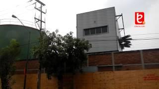 A punto de finalizar la demolición de la Colgate Palmolive. www.edemx.com