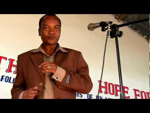 Music Video 4 - Tanzania Africa - Swahili - One of Charles Jangalason singers!!!