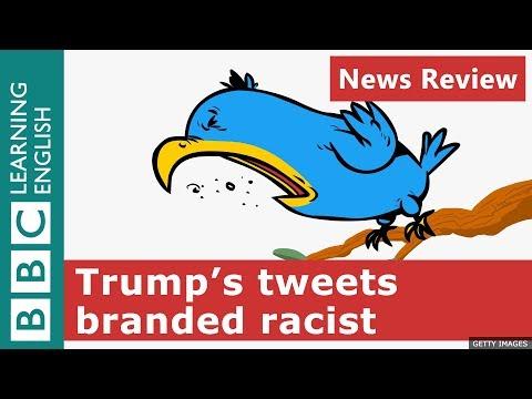 Trump's tweets branded