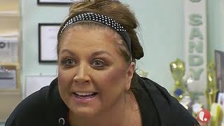 dance moms abby calls the producer an idiot smashes his microphone s6 e16