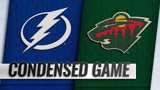 10/20/18 Condensed Game: Lightning @ Wild