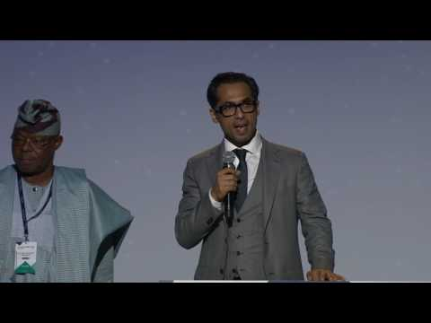 AFRICA CEO FORUM AWARDS 2017 - Mohammed Dewji