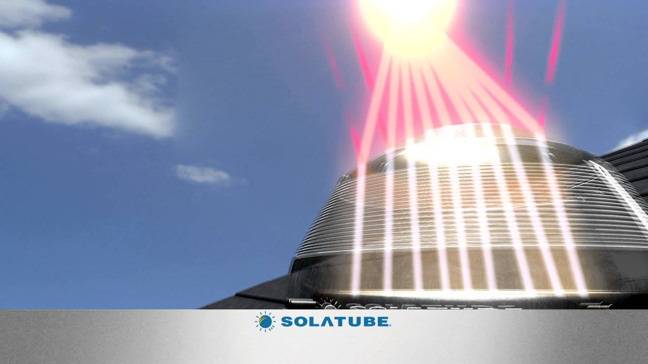 Solatube Skylights And Smart Led Lighting System Doovi