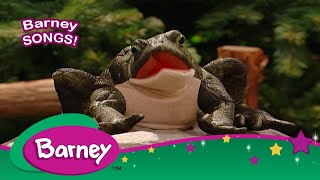 Barney|SONGS|Over In The Meadow!