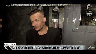 Extravaganțele costisitoare ale lui Răzvan Ciobanu, celebrul designer