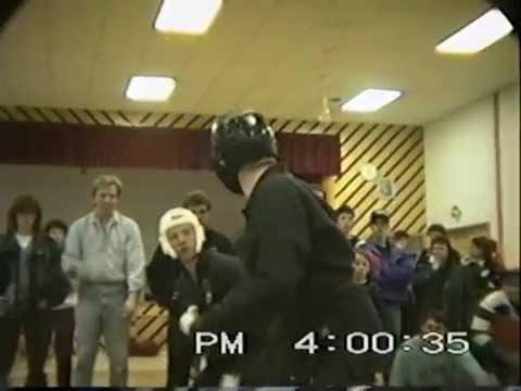 Kenpo Karate Tournament c1993