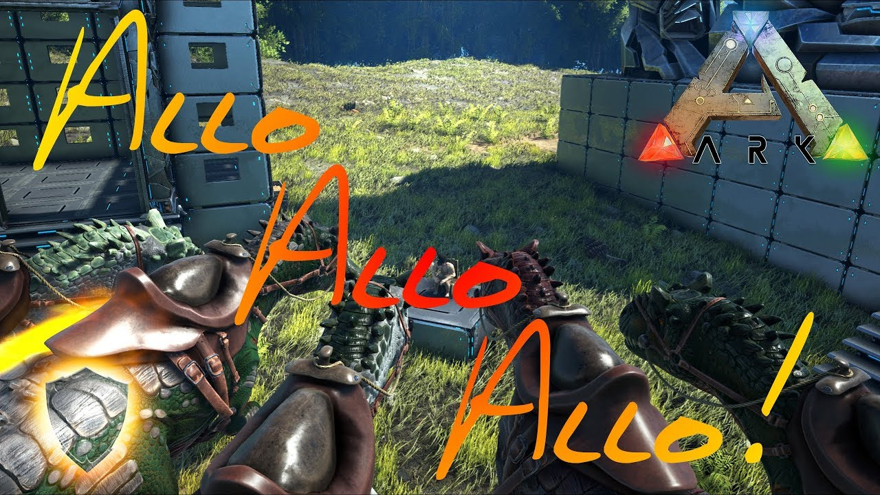 Ark Survival Evolved Allosaurus Pack Buff Ark Academy Youtube Here we take a look at the allo pack buff, interesting to see how it differs from say, the wolf bonus with this being more binary on/off. ark survival evolved allosaurus pack buff ark academy