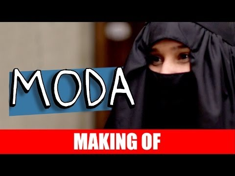 MAKING OF – MODA