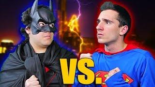 Batman v Superman - Who Would REALLY Win?