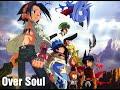 Shaman king OP1-Over Soul (Full)