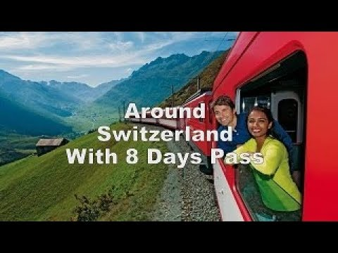 Travelling with Swiss Pass in Switzerland