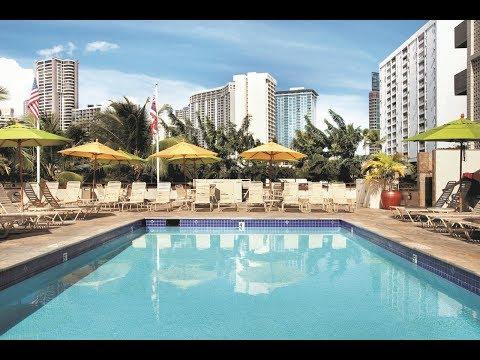 Ambassador Hotel Waikiki - Honolulu Hotels, Hawaii