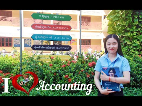 Study Accounting (ACCA) at USA [Officially MV]
