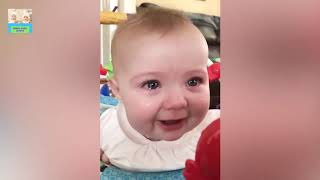 Hardest version try not to laugh vines impossible challenge  Funny laughing baby videos  funny kid