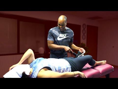 Trigger Point Massage for Prenatal Care //Optimal Release Technique