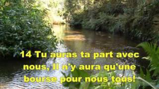 PROVERBES CHAPITRE 1 - La Bible (en français)
