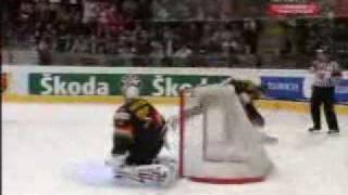 IHWC  2009 Russia-Germany 5:0 Highlights