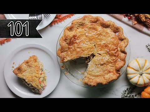How To Make The Best Chicken Pot Pie Ever