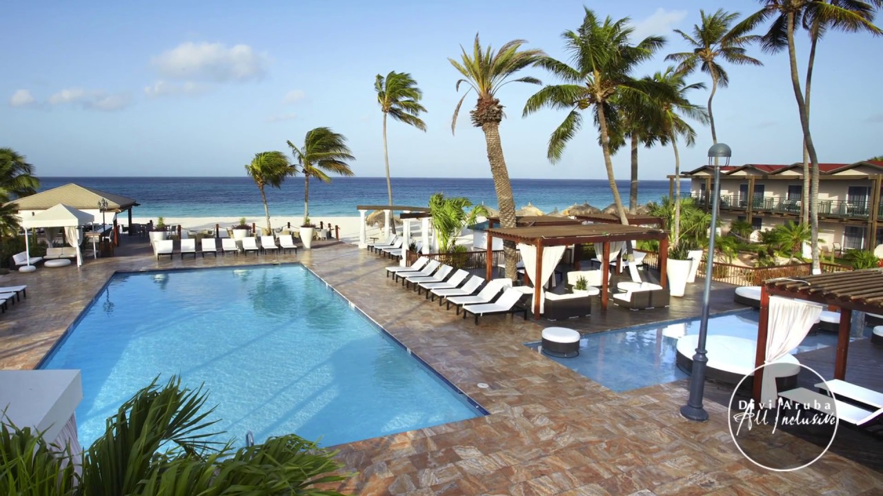 Aruba All Inclusive Waterfront Resorts Divi
