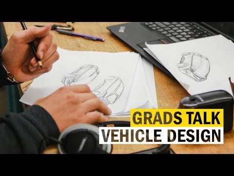 Industrial Design grads explore better transportation