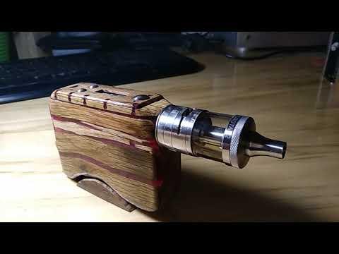 Wood mod box by rg