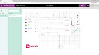 Symbolab Graphing Calculator Add-In for OneNote