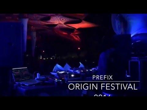 Prefix at Origin Festival 2016 - Cape Town, South Africa