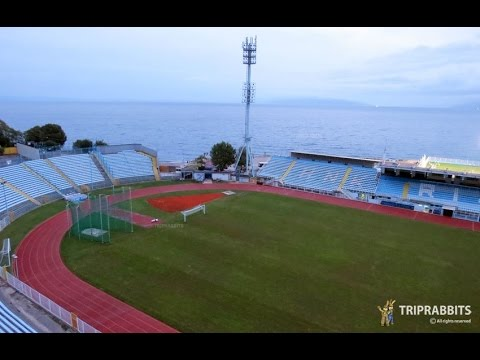 Football stadium Kantrida (Rijeka)