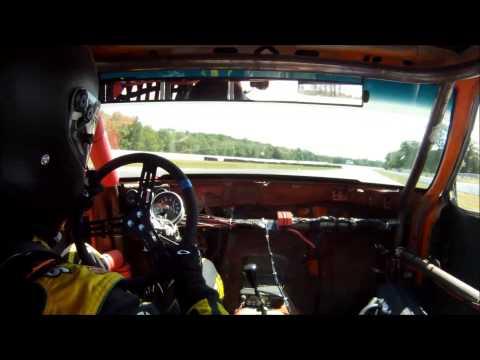 Brainerd International Raceway (Chumpcar) 2013 - Derrick