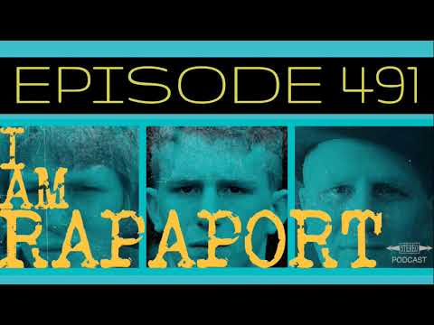 I Am Rapaport Stereo Podcast Episode 491 - Derrick Lewis