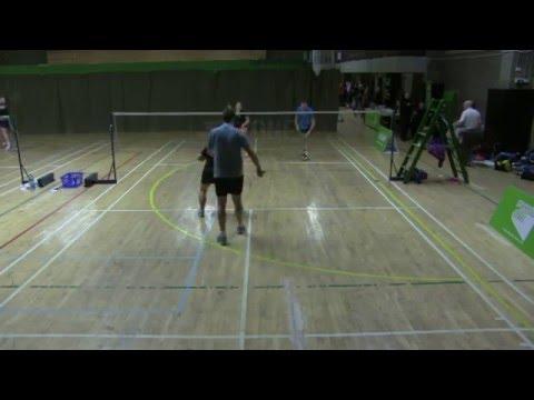 Carlton Irish National Masters - XD 40 M.Topping/D.Mccullough v W.Kelly/C.O'Hanlon