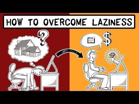 How to Overcome Laziness - 10 Practical Tips
