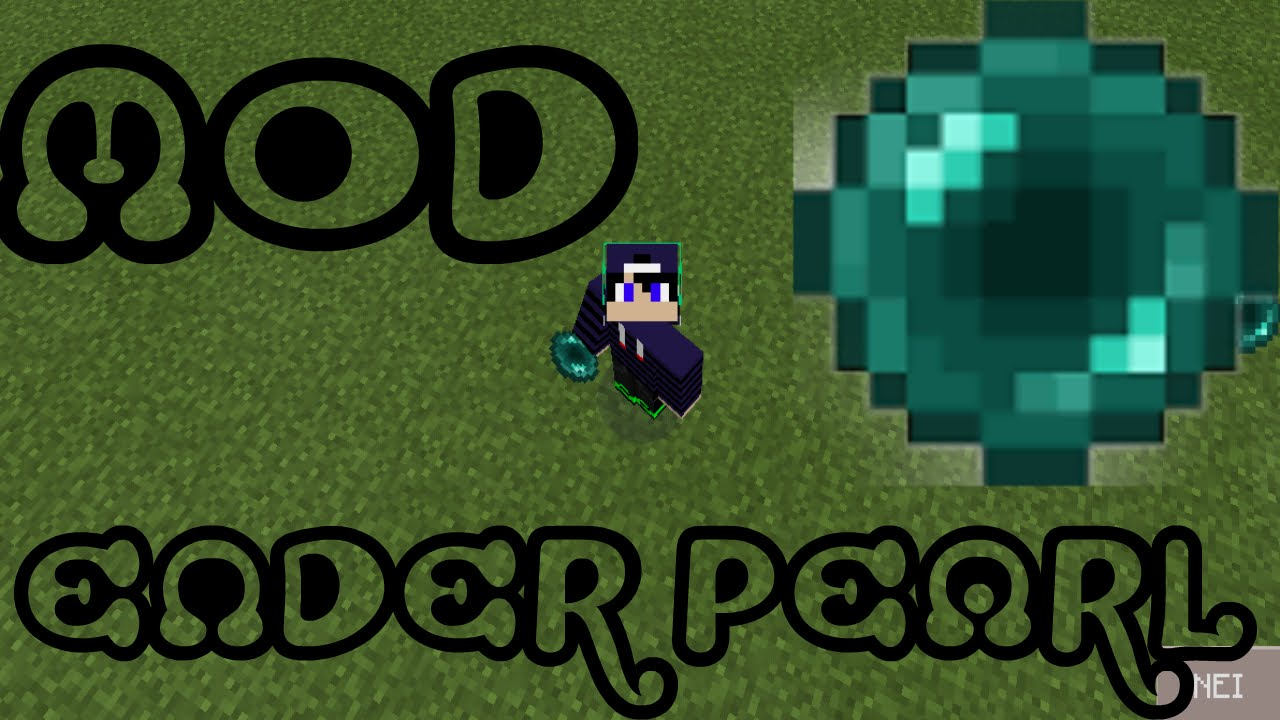 minecraft how to make a ender pearl