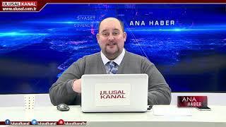 Ana Haber - 2 Şubat 2021 - Teoman Alili - Yıldırım Gençer - Ulusal Kanal
