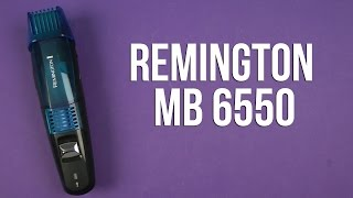 машинка для стрижки волос Remington MB-6550 обзор