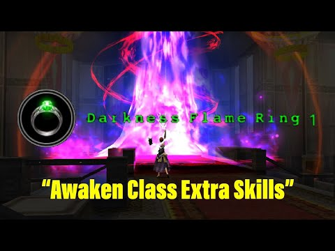 "AVABEL ONLINE : ""Awaken Class Extra Skills"""
