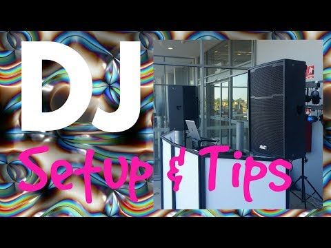 My DJ Setup & Tips In Under A Min