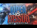 YASSUO VS VIPER NIGHTBRINGER YASUO VS DAWNBRINGER RIVEN BEST YASUO NA VS BEST RIVEN NA