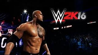 WWE 2K16 Part 1 HD No commentary.