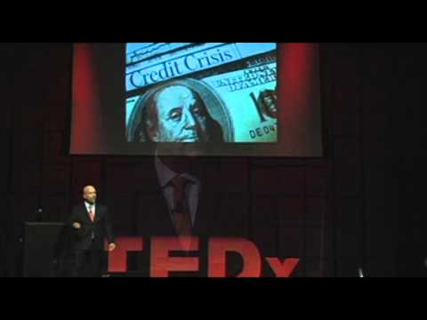 A brief history of modern Wall Street: Silvio Santini at TEDxWilmington