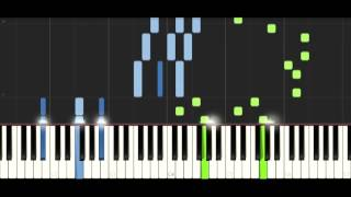 K.Safo & Alex Skrindo - Future Vibes (feat. Stewart Wallace) - PIANO TUTORIAL