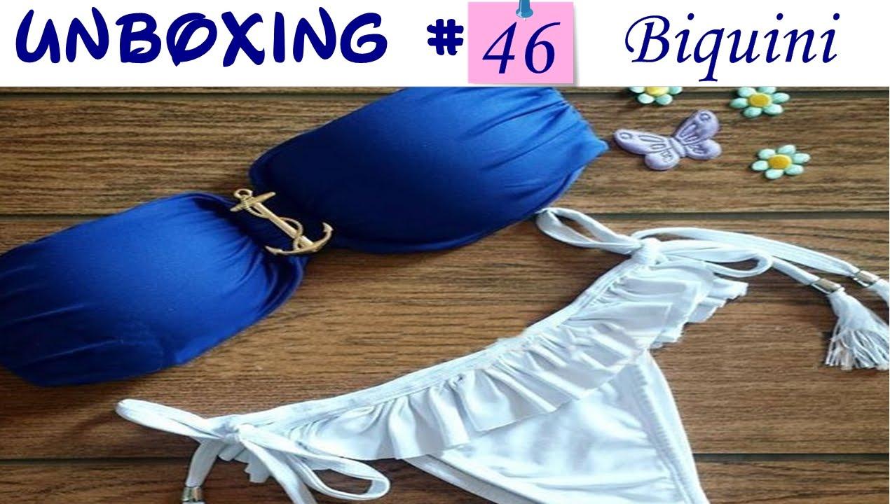 Unboxing #46 Biquini